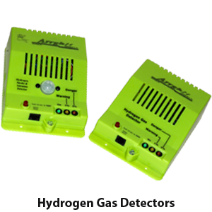 Hydrogen Gas and Smoke Detector